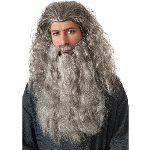 The Hobbit Gandalf Beard Kit  100-217687