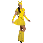 Pokemon Pikachu Adult Costume 100-217705