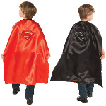 Superman-Man of Steel-Superman/General Zod Reversible Cape 100-216972