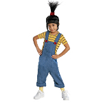 Despicable Me - Deluxe Agnes Toddler / Child Costume 100-218068