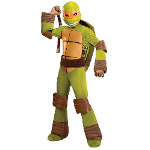 Teenage Mutant Ninja Turtles - Michelangelo Kids Costume 100-218138