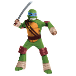 Teenage Mutant Ninja Turtles - Leonardo Kids Costume 100-218141