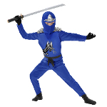 Blue Ninja Avengers Series II Toddler/Child Costume 100-216993