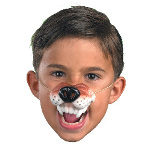 Wolf Nose With Elastic 100-107433