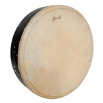 "Bodhran 16""x3.5"", Tune, Black, T-Bar  BTN6BT"