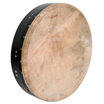 "Bodhran 18""x3.5"", Tune, Black, T-Bar  BTN8BT"