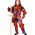Leather Scale Armour Set BTS-4101