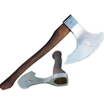 Single Hand Battle Axe CD-162