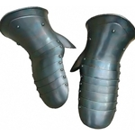 Mitten Gauntlets Steel CD-401