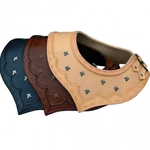 Leather Mantle - Medieval Gorget