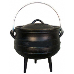 Medieval Kettle 1.25 Gal CP-54
