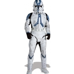 Deluxe Clone Trooper Child Costume CU882015