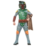 Deluxe Boba Fett Child Costume CU883037