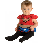 Wonder Woman Deluxe Bib Costume CU885104