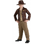 Indiana Jones Deluxe Indiana Tween Costume CU886140