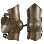 LARP Archers Knees Poleyn Assembly DC-485