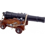 British Naval Cannon 18th Century FD407