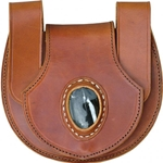 Leather Pouch GH0056