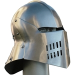 Fantasy Sallet Helm Articulated Tail GH0172
