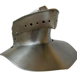 Half Gorget and Bevor GH0186