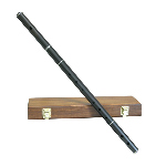 Irish Blackwood Flute and Case