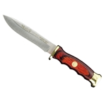 Muela Utility/Tactical Knife with Recurve Blade KMCO10