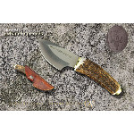 Stag Fixed Blade Hunter Knife