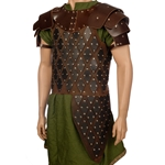 Leather Barbarian Cuirass LRP-1101