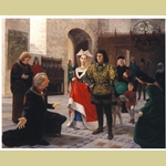 Richard Duke of Gloucester Medieval Art Print MC-25