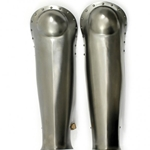 Steel Greaves MD-601