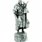 Arthur Figure King Of Arthurian Chess Set MECE001