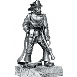New York Fire Fighter Sculpture 4 MEFW009