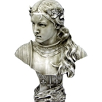 Joan of Arc Bust MEGA039PR