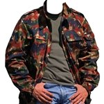 Swiss Military M83 Camo Jacket New MS803220