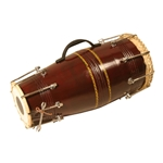 Deluxe Mumbai Style Bolt Tuned Naal Drum