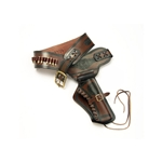 Western Right-Draw Single Rig Holster, Medium OC001M