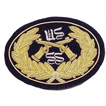 US Sharp Shooters Cap Patch
