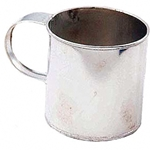 Tin Drinking Mug ONC18