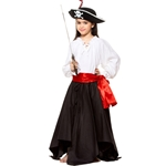 Girl's Pirate Skirt