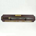 Deluxe Gold-Inlay Seax of Beagnoth - Limited Edition,Seax of Beagnoth Viking Knife