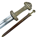 Bronze Hilt Viking Sword - Scabbard