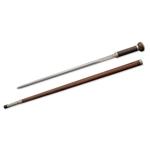 Damascus Taiji Sword Cane with Knife by Dragon King