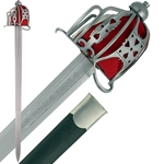 Basket Hilt Broadsword SH2002 Scottish Basket Hilt Broadsword from Hanwei