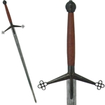 Scottish Claymore Antiqued Sword Paul Chen Cas Hanwei