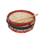 "Tabor Drum, 10"", with Sticks TB10"