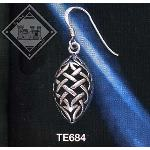 Celtic Earrings TE684