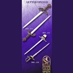 Collectors' Edition Spanish Cazoleta Letter Opener TS-230