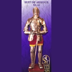 Engraved Suit of Armour TS-322