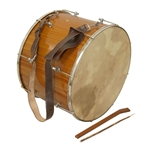"Tupan Drum, 20"", Bolt Tuned TUPL"