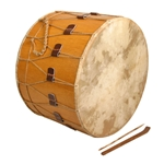 "Tupan Drum,  26"", Rope Tuned TUPX"